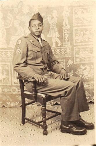 Sgt. John W Taylor