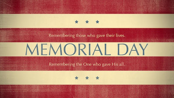 Happy Memorial Day from BillionGraves.com