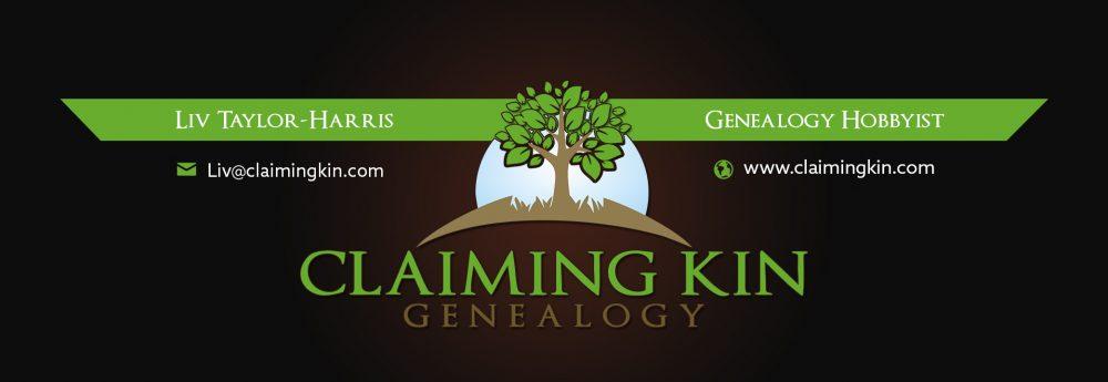Claiming Kin Genealogy
